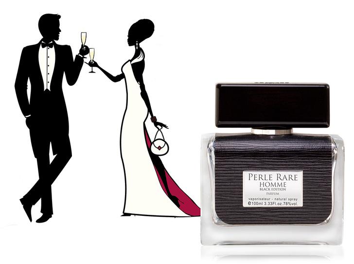 Фото №2 - Дресс-код Black Tie: 4 новых аромата для джентльменов и леди