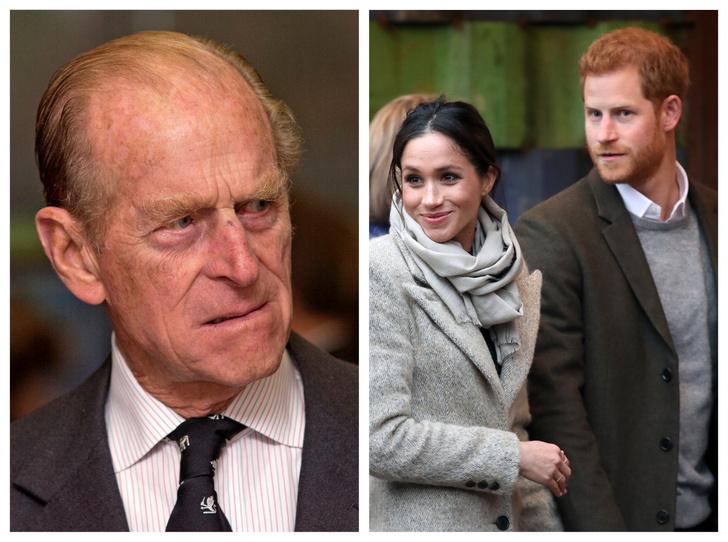 Фото №1 - Как принц Филипп отнесся к скандальному интервью Сассекских