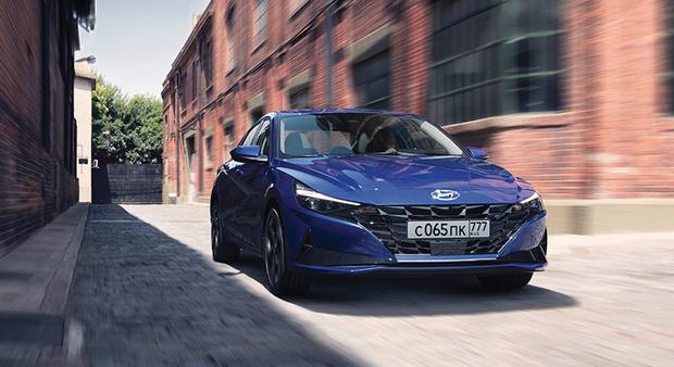 Фото №1 - Как изменились наши представления о комфорте? Объясняет Hyundai Elantra