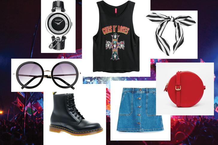 Фото №2 - Как одеться на музыкальный фестиваль?