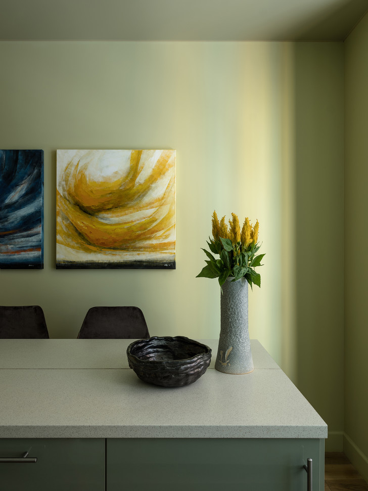 Фото №5 - Квартира 57 м² для молодого инженера: проект Натальи Гергель