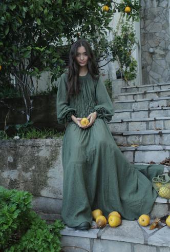 Фото №15 - Для дома и на выход: 10 платьев, которые пригодятся вам на карантине и после