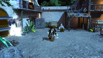 Фото №5 - Видеоигра «LEGO Пираты Карибского моря»