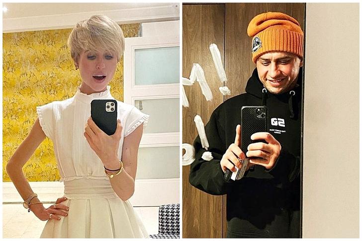 Мирослава Карпович и Павел Прилучный фото