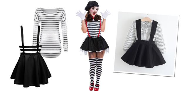 Фото №12 - Для Хэллоуина тебе понадобится только одно платье! Не веришь? Смотри