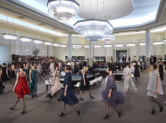 Фото №68 - Неделя Высокой моды в Париже: Chanel FW2015/16