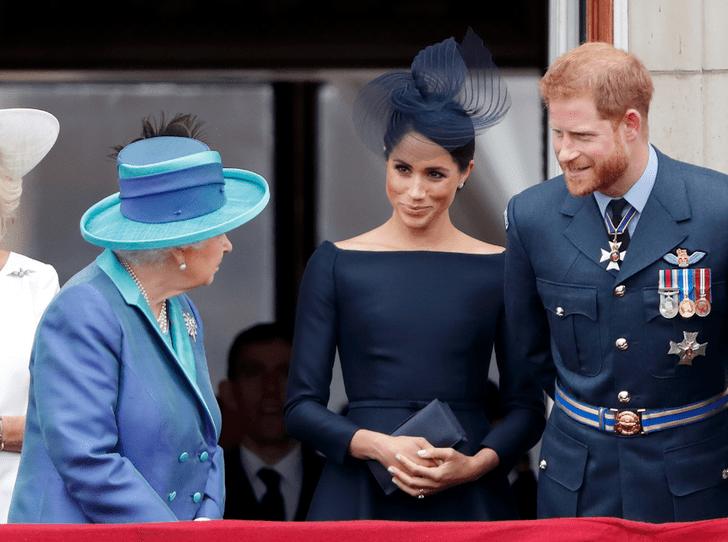 Фото №1 - Британцы не желают «содержать» принца Гарри и герцогиню Меган