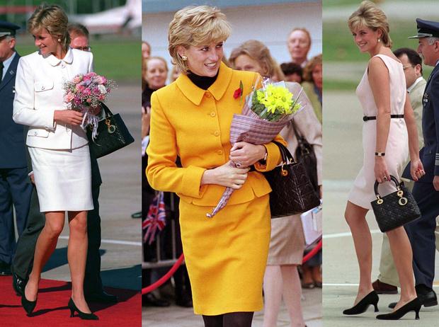 Фото №1 - Леди Диана и Lady Dior: история любви принцессы и сумки