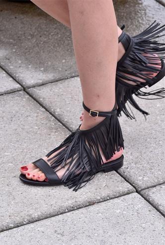 Фото №17 - Самая модная обувь весны и лета 2019