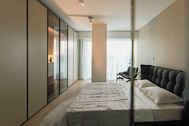 Фото №7 - Апартаменты во Франкфурте по проекту Себастьяна Херкнера