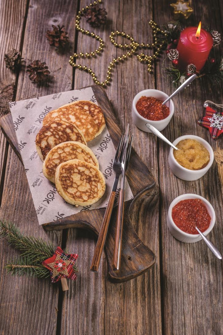 Фото №2 - Новогодний микс в зимнем меню «Урюк»
