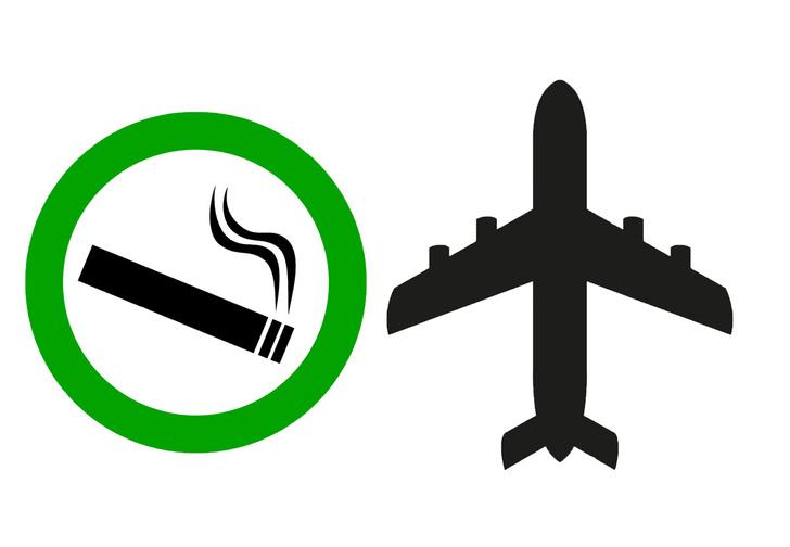 Фото №1 - В аэропортах снова можно будет курить