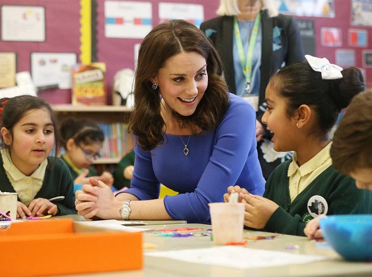 Фото №3 - По стопам Дианы: герцогиня Кембриджская нашла свое призвание в детях