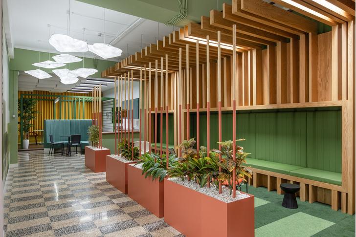 Фото №2 - Офис фармацевтической компании в Лиссабоне