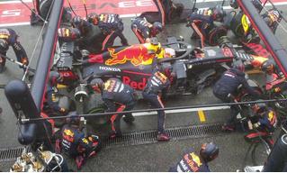 Конюшня Red Bull побила рекорд пит-стопа— всего 1,88 секунды (видео)