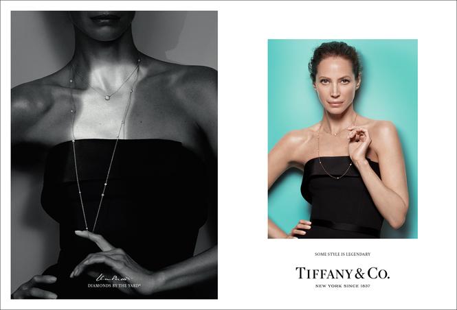 Фото №4 - Эль Фаннинг и Люпита Нионго в новой осенней кампании Tiffany&Co