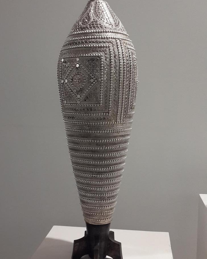 Фото №4 - Художник Катя Трабулси и ее арт-объекты в виде снарядов