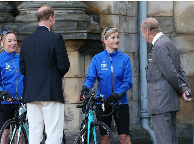 Фото №3 - Опасность для Короны: почему принц Филипп не сразу принял графиню Софи