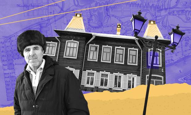 Фото №1 - Замечательный сосед: как красноярцы живут в усадьбе времен царской России