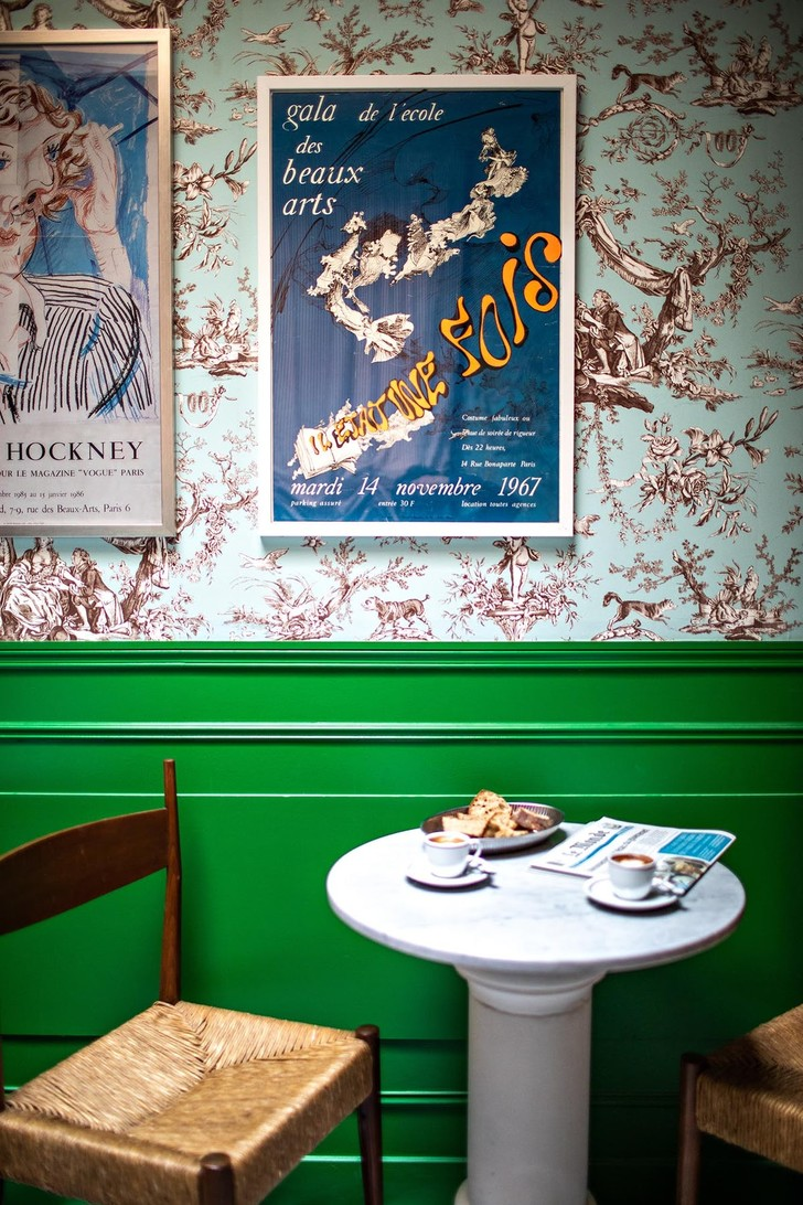 Фото №4 - Отель в Париже по дизайну Люка Эдварда Холла