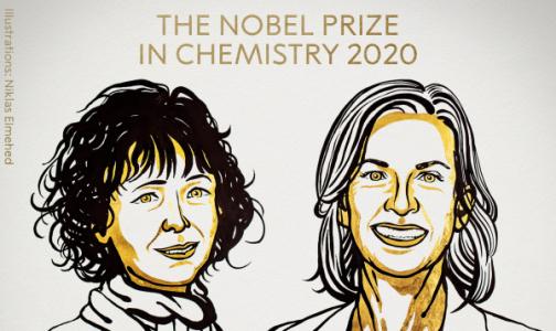 """Фото №1 - Нобелевскую премию по химии вручили за открытие """"инструмента для переписывания кода жизни"""""""