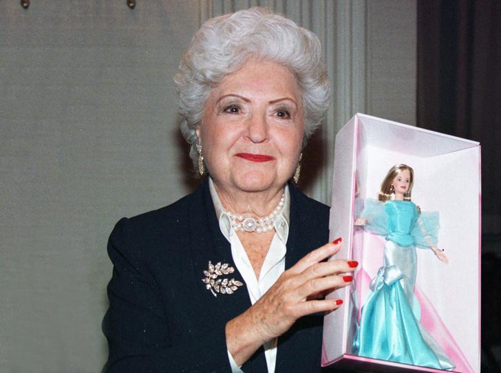 Фото №1 - Рут Хэндлер: от простой стенографистки до создательницы легендарной куклы Barbie