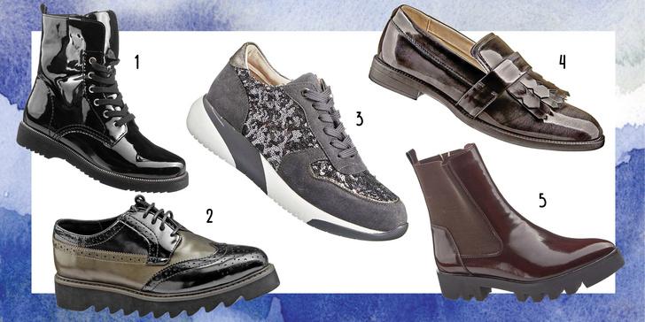 Фото №2 - Топ-10: Обувь для школы