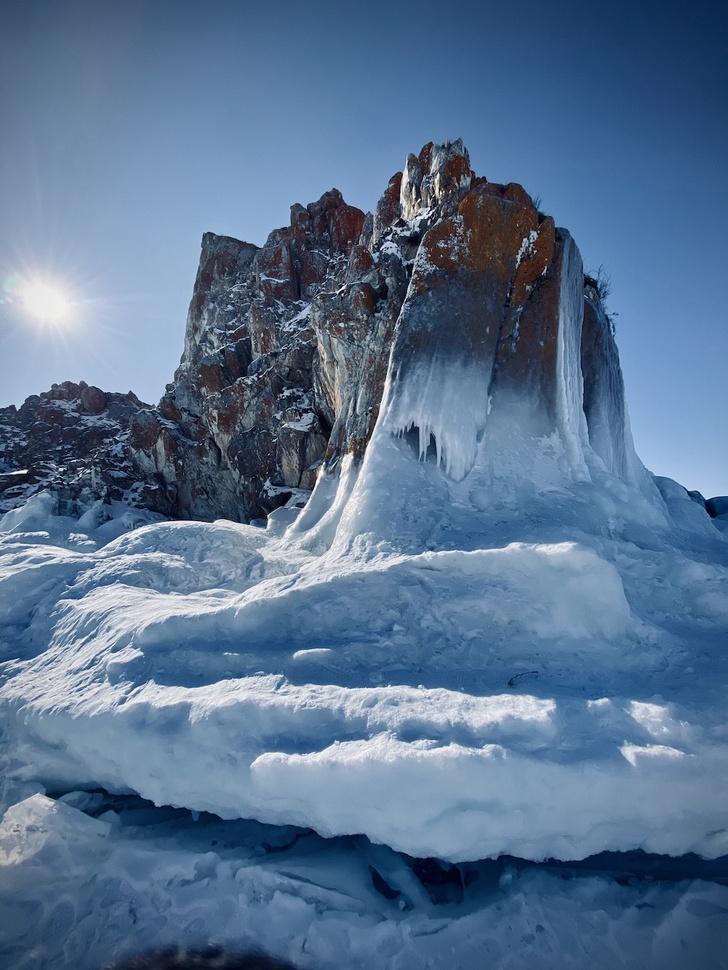Фото №3 - Байкал: электрический лед