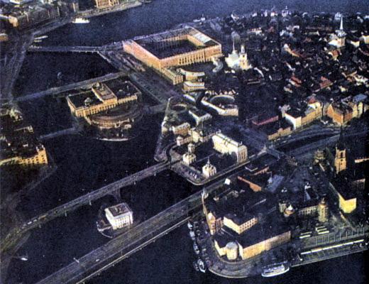 Фото №1 - Круглые сутки шведы