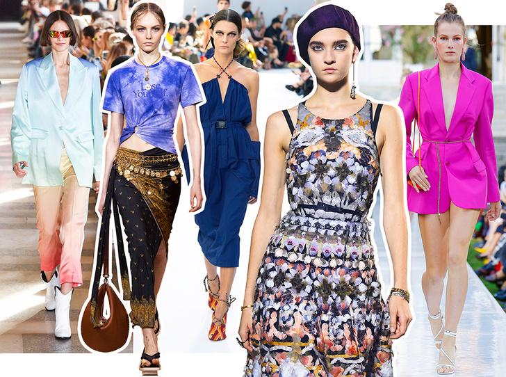 Фото №1 - 10 трендов весны и лета 2019 с Недели моды в Париже