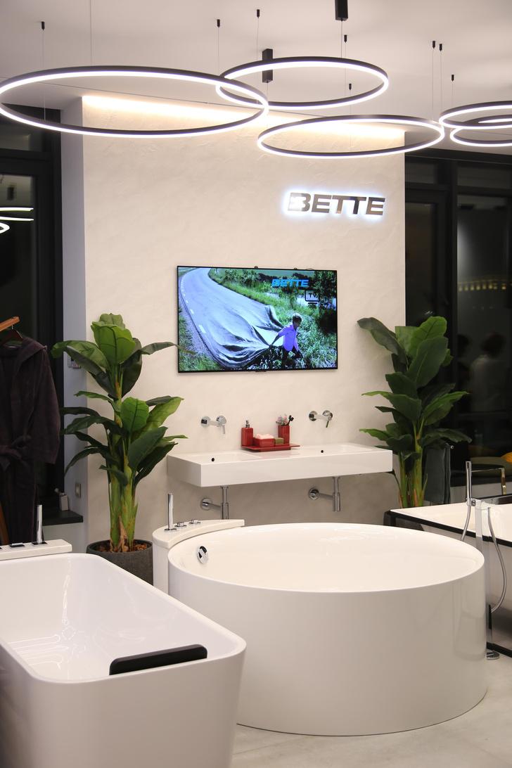 Фото №2 - Открытие нового шоурума Bette в Москве