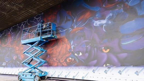 Фото №1 - Художник Саша Купалян распишет стены Третьяковки