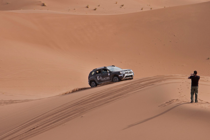 Фото №7 - Renault Duster: до Сахары подбросишь?