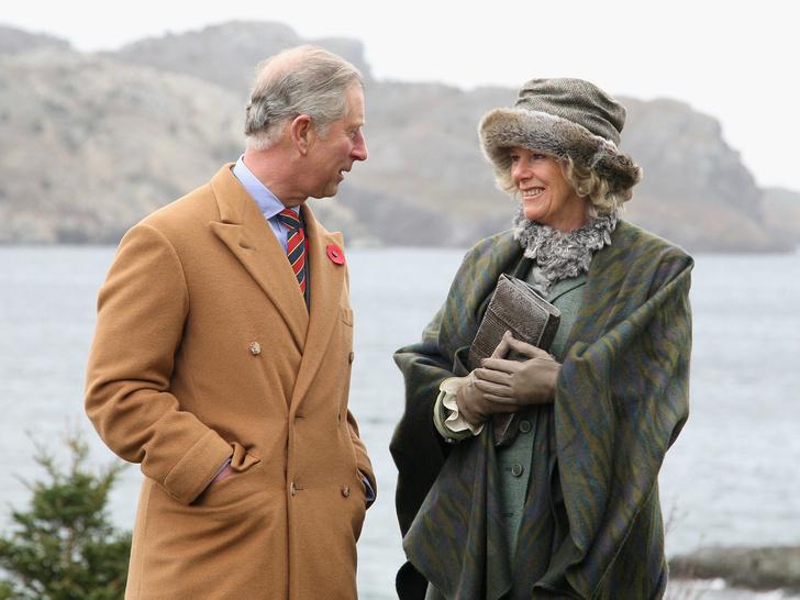 Фото №14 - Любовь сквозь годы: 20 самых трогательных фото принца Чарльза и герцогини Камиллы