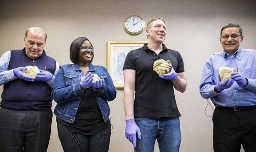 Фото №1 - Пациенты больницы в Техасе могут подержать свое сердце в руках