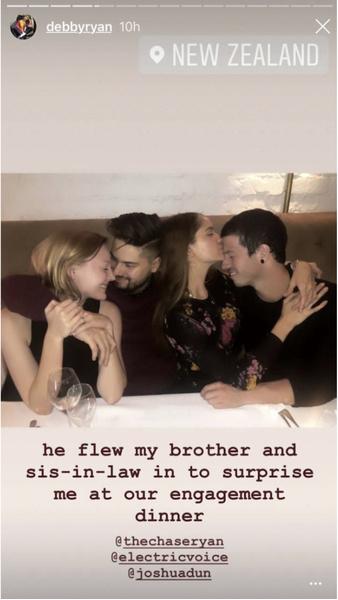 Фото №3 - Милота дня: барабанщик группы Twenty One Pilots Джош Дан сделал предложение актрисе Дебби Райан