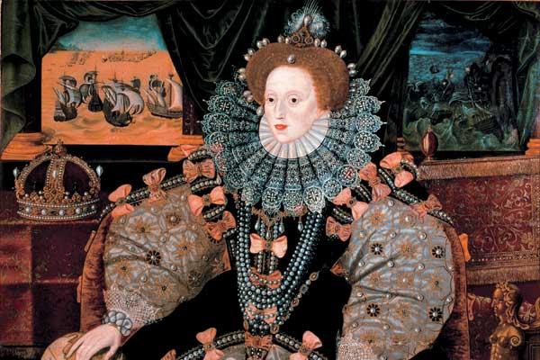 Фото №1 - Елизавета: от Золушки до королевы