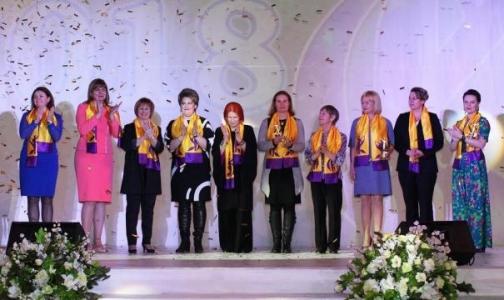 Фото №1 - Главный врач петербургского роддома стала «Женщиной года-2018»