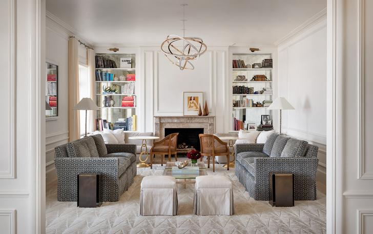 Фото №3 - Новая классика: элегантная квартира в Сан-Франциско