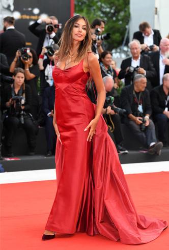 Фото №12 - Модная Венеция-2018: лучшие образы пятого дня кинофестиваля