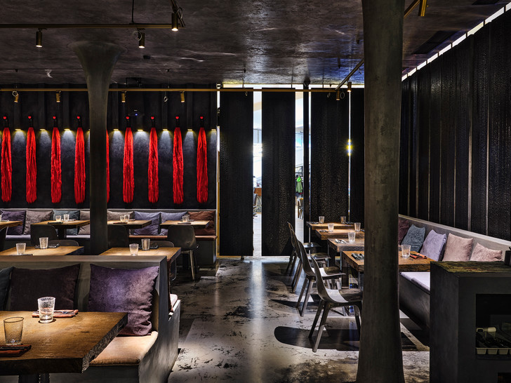 Фото №8 - Модное место: ресторан «Жирок» по проекту NB-Studio