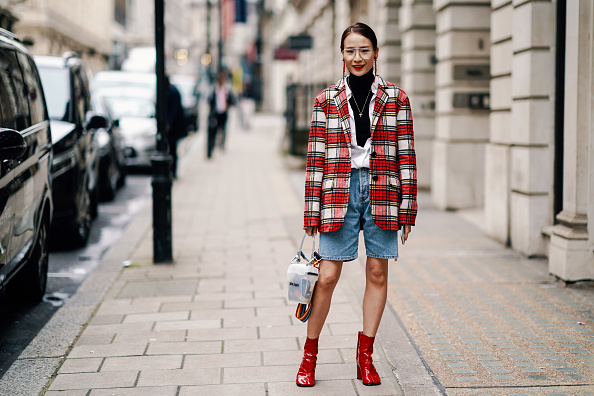 Фото №3 - Тренд: как носить деним, чтобы не прогадать с погодой и стилем