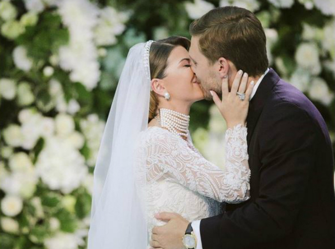 Фото №3 - Не подвели-2015: лучшие свадебные образы года