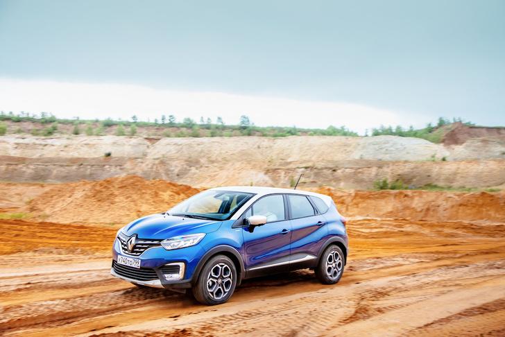 Фото №2 - Тест-драйв нового Renault Kaptur: куда и с кем поедем этой осенью