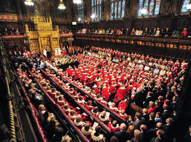Фото №6 - И леди станут пэрами: готово ли Соединенное Королевство побороть сексизм в наследовании титулов