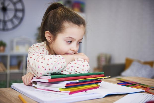 Фото №2 - 5 скрытых признаков детской депрессии
