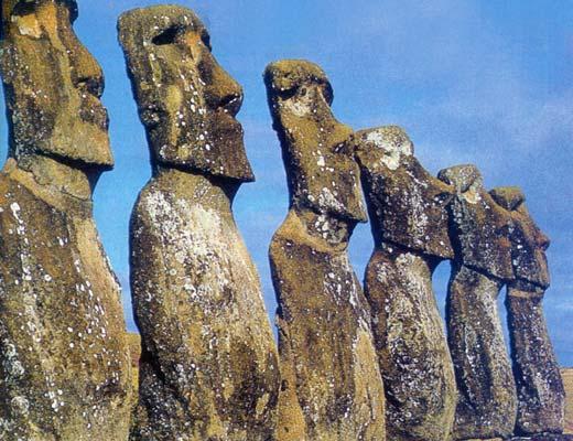 Фото №1 - Тайна острова Пасхи раскрыта на Васильевском острове