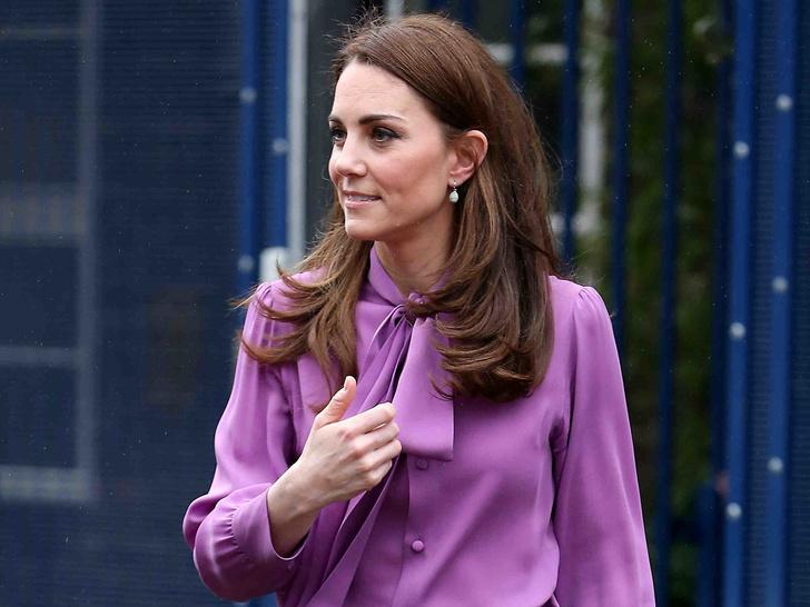 Фото №2 - Табу для герцогини: как Кейт запрещает к себе обращаться