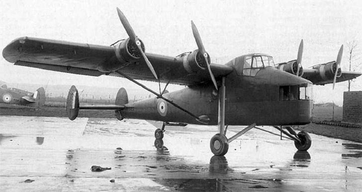 Фото №10 - «Вот уроды...»: 12 самых страшных самолетов XX века