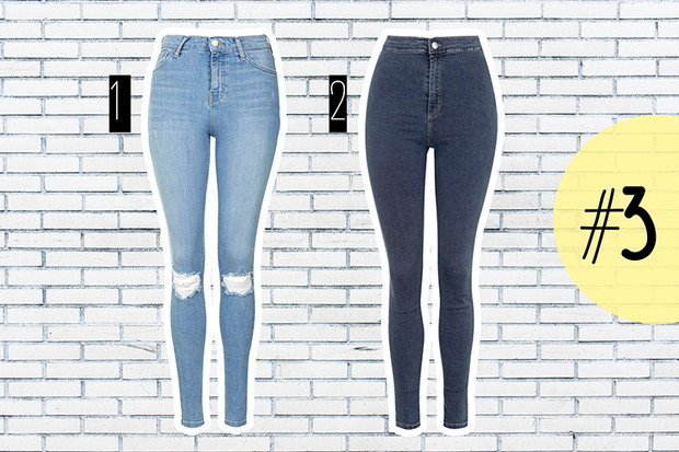 Фото №3 - Как выбрать идеальные джинсы